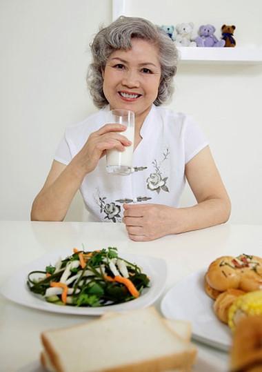Ăn uống lành mạnh để luôn khỏe và sống trường thọ