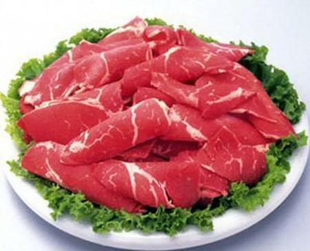 Thịt bò: thực phẩm hữu ích cho nam giới