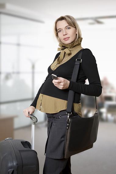 """Không nhất thiết bạn phải từ bỏ những chuyến du lịch đầy lý thú vì """"bụng mang dạ chửa"""""""