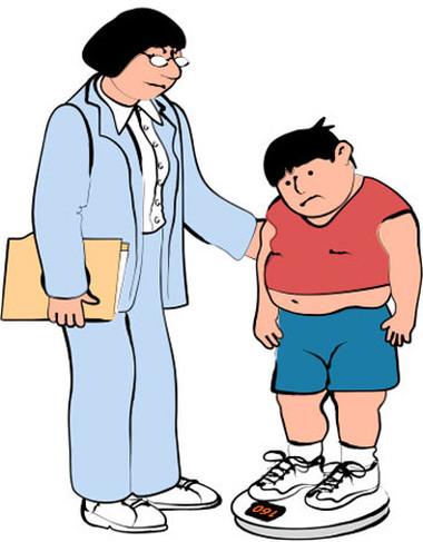 Trẻ béo phì vì gen?