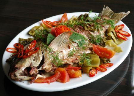 Cá chép - thực phẩm rất tốt cho phụ nữ mang thai