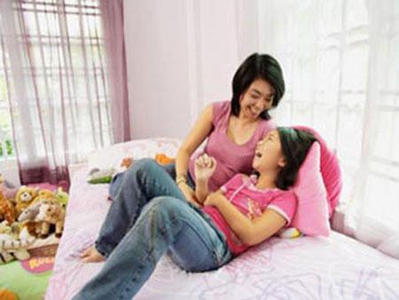 Trách nhiệm của cha mẹ là phải giáo dục giới tính cho con trẻ.