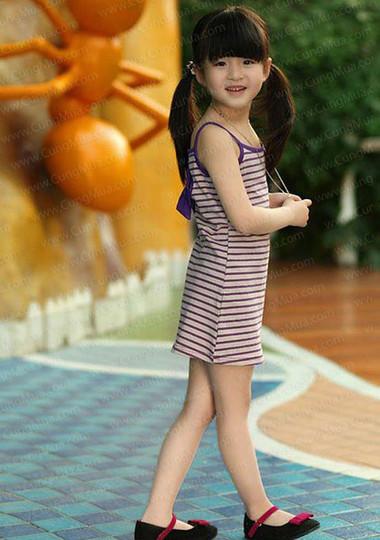 Bé từ 5 tuổi trở lên đã có phong cách ăn mặc của riêng mình