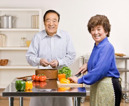 Chế độ ăn uống tốt đã góp phần rất lớn nâng cao tuổi thọ của người Nhật