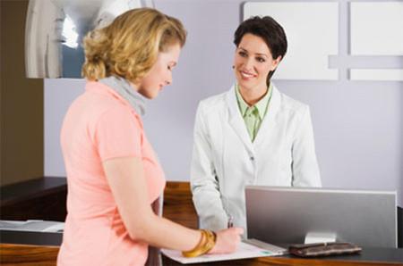 """Khi bà bầu đau bụng thì không hẳn là đau ở """"khu vực của bé"""""""