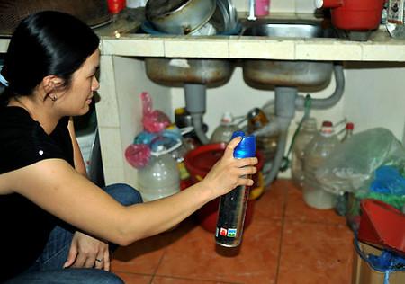 Đừng quá lạm dụng hóa chất trong nhà mình!