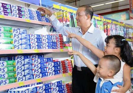 Lựa chọn kem đánh răng cho trẻ như thế nào?