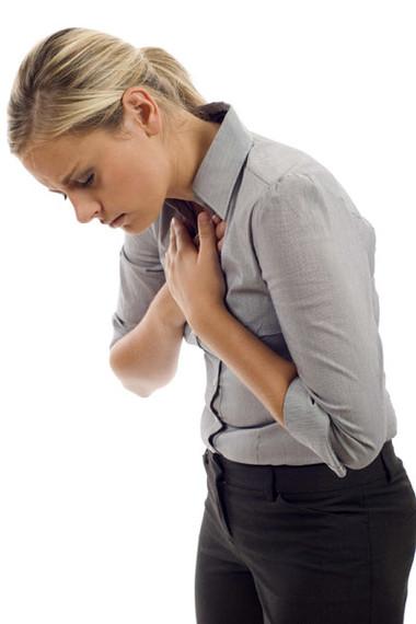 Em có nên có thai khi đang bị đau ngực?