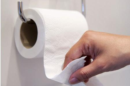 Giấy vệ sinh có chứa hợp chất gây hại cho sức khỏe.