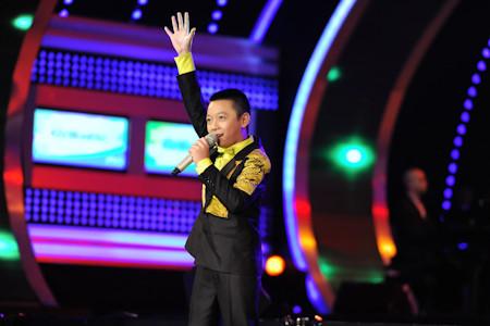 Vũ Song Vũ tại đêm chung kết Vietnam's got talent