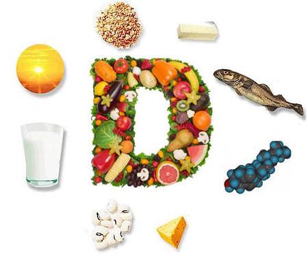 Bạn có thể bổ sung vitamin từ các loại cá béo (cá thu, cá hồi...) và sữa...