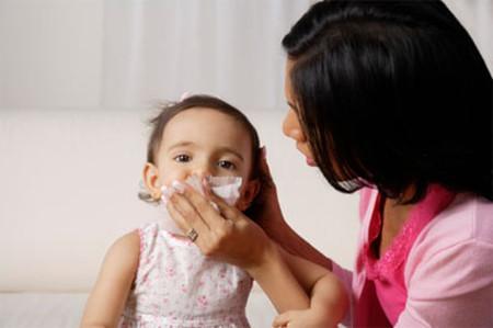 Giúp cha mẹ phòng tránh cúm cho trẻ