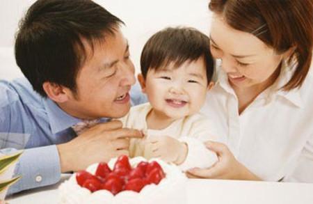Việc giúp con thể hiện đúng cảm xúc của bản thân là một trách nhiệm lớn của cha mẹ.