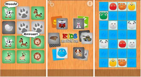 6. Game for KIDS: KIDS Match'em: 1