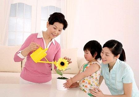 Cần thống nhất nguyên tắc nuôi dạy trẻ để chúng tin tưởng khi làm theo.