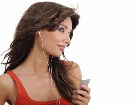 Nghe nhạc cũng là bài tập cho não bộ.