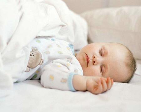 Bí mật giấc ngủ của bé yêu.