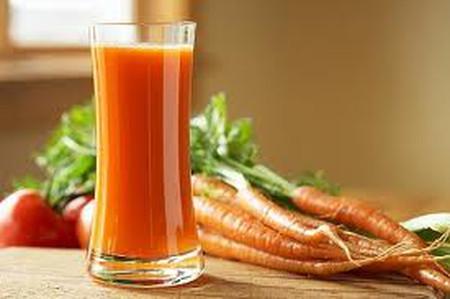Vitamin A giúp bé có làn da khoẻ mạnh, tăng cường thị lực.