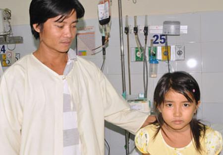 Sự phục hồi của bé Vy nhờ phương pháp mới đã mở ra nhiều cơ hội sống cho các bệnh nhi khác.