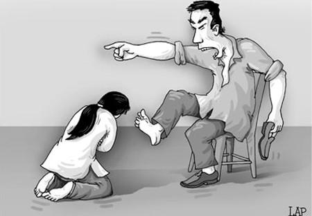 Phụ nữ Việt phải chiều chồng, nhún nhường, nhịn chồng