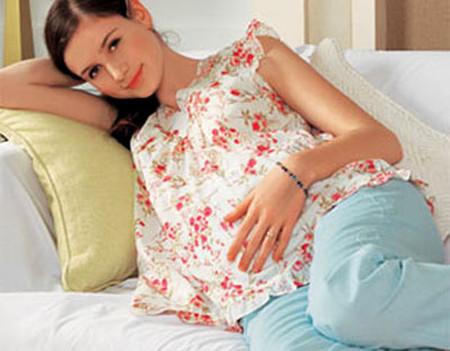 Hãy thư giãn cùng tinh dầu sau những ngày bận rộn mẹ bầu nhé!