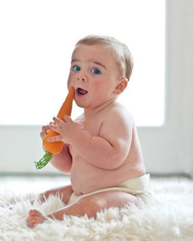 Trẻ ăn nhiều cà rốt có tốt cho sức khỏe?