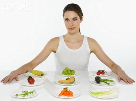 Những cơ quan trên cơ thể cũng cần dưỡng chất.