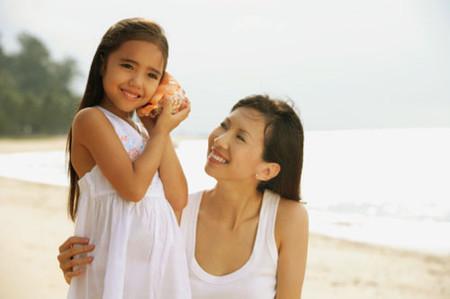 Phụ nữ sinh con gái sống thọ hơn sinh con trai.