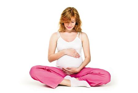 """Những """"người mẹ lạc quan"""" sẽ cảm thấy mang thai không nặng."""