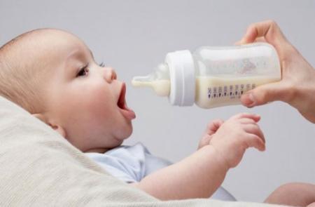 Dị ứng sữa bò cũng không phải là một trở ngại cho sự phát triển của trẻ.