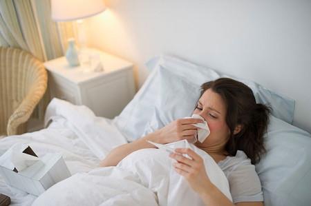 Bị hắt hơi, sổ mũi suốt từ khi có thai có ảnh hưởng gì không?