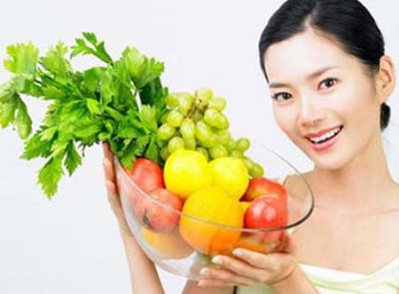 Chất xơ là một nguyên liệu giúp giải độc cơ thể.