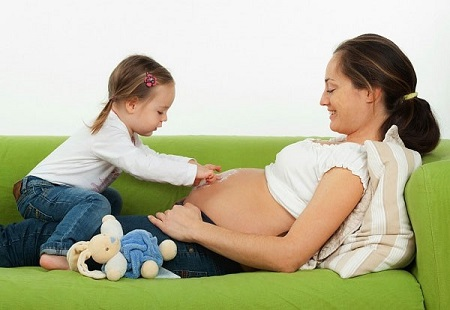 Những lý do để các mẹ nên sinh con liền nhau.