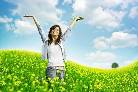 Lối sống lành mạnh giúp giảm nguy cơ do stress trong công việc.