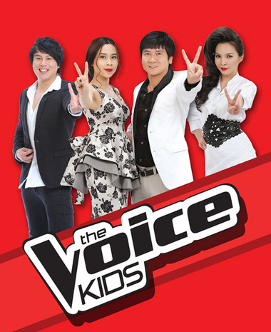 poster the voice kids 2013
