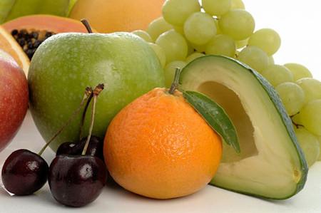 Hoa quả giúp bổ sung nước cho cơ thể.