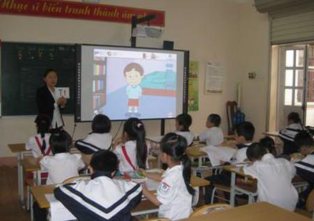 Dạy tiếng Anh theo phương pháp mới đòi hỏi giáo viên phải có sự sáng tạo
