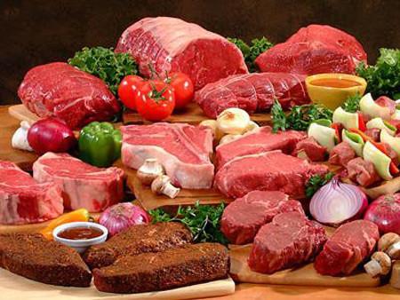 Bà bầu nên bổ sung thịt bò vào chế độ ăn hàng ngày để ngăn ngừa tình trạng thiếu máu.