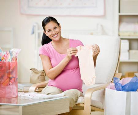 Những việc cần làm trước khi sinh nở