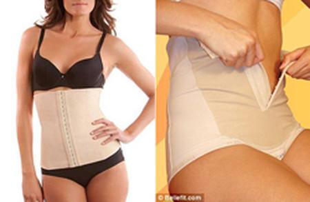 Trên thị trường hiện nay có 2 loại gen nịt bụng là gen rời và quần/áo gen liền.