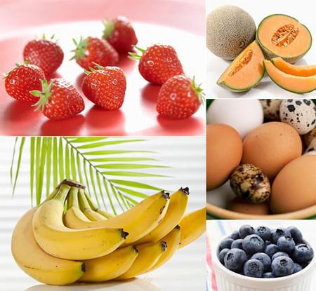 Mẹ bầu cần có chế độ ăn uống lành mạnh, cân bằng.