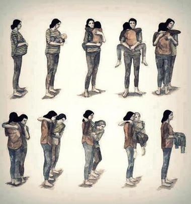 Cả cuộc đời mẹ dành cho con mà con chẳng kịp một lần báo hiểu