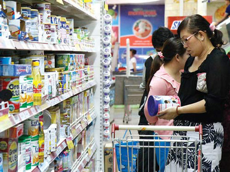 Các doanh nghiệp sữa nội khẳng định không nhập nguyên liệu whey của Fonterra