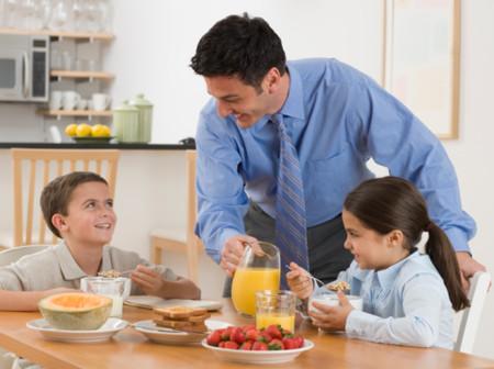 """Một bữa sáng """"đàng hoàng"""" ở nhà là rất quan trọng"""