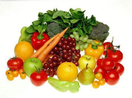 Ăn nhiều loại củ quả có màu sẽ khiến da của trẻ có xu hướng đổi thành màu giống với loại thức ăn đó.