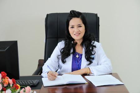 Bác sĩ Hồ Việt Thu