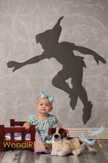 Nàng Wendy đáng yêu của Peter Pan