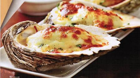 Hàu – thực phẩm giàu kẽm nhất