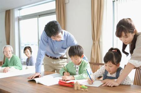 Để con say mê làm bài tập về nhà không khó