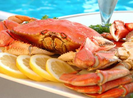 Hải sản cũng là loại thực phẩm dễ gây dị ứng